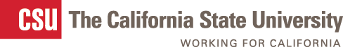 California State University logo