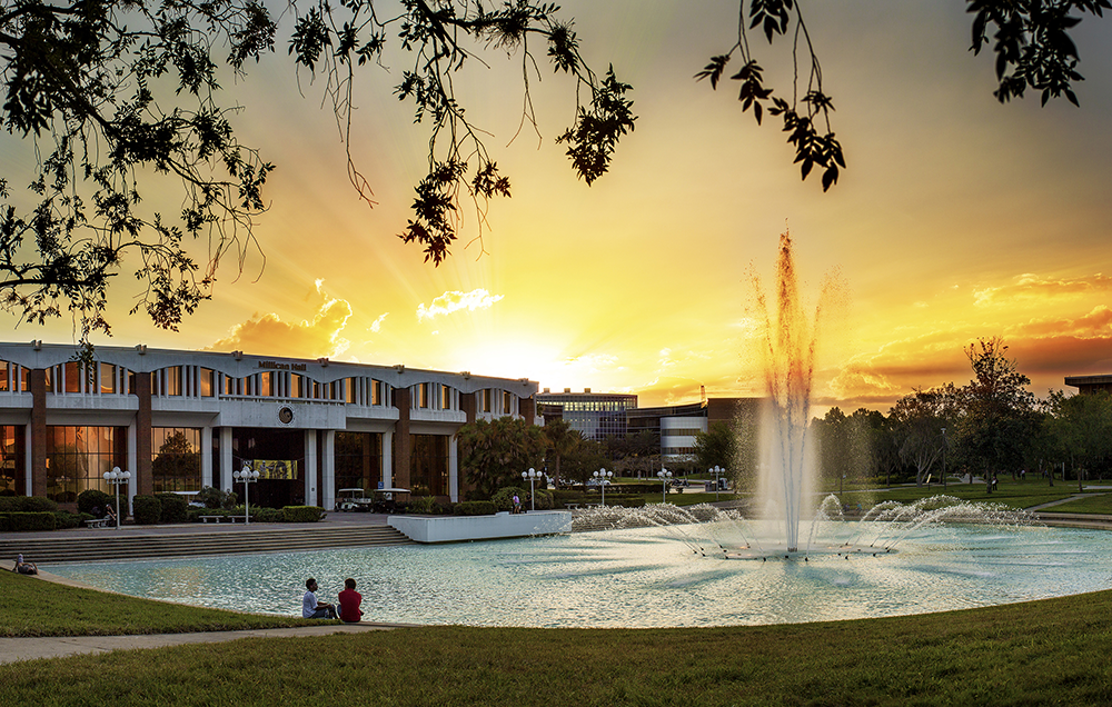 UCF Fountain
