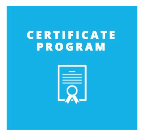 Online certification programs
